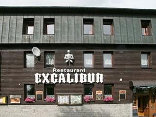 Hotel Excalibur - ubytování - Boží Dar