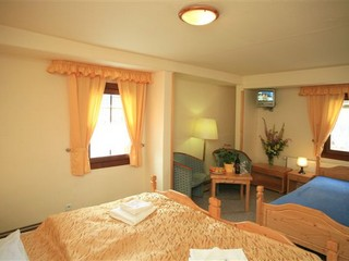 Hotel Zelený dům - ubytování - Boží Dar