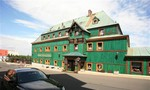 Hotel Zelený dům - Ubytování Boží Dar