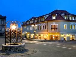 Hotel Záviš z Falkenštejna - Hluboká nad Vltavou