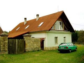 Ubytování a dovolená - Hájovna Vilémka
