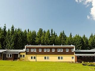 Ubytování - Chata Lesanka