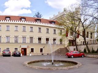 Hotel Chateau St.Havel - Praha