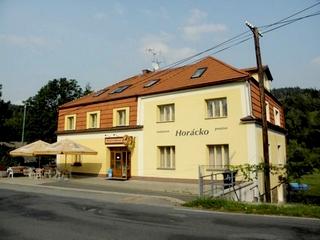 Penzion Horácko - Unčín