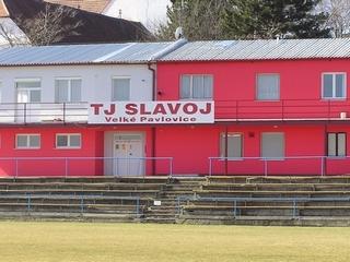 Turistická ubytovna TJ Slavoj