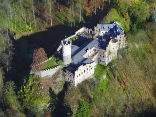 Hauenštejn Horní hrad