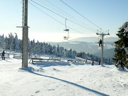 Nabídky zimní rekreace v ČR