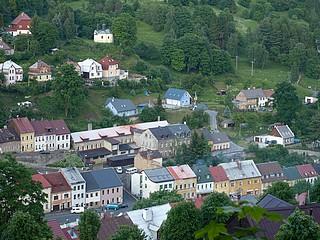 Jáchymov - Lázně