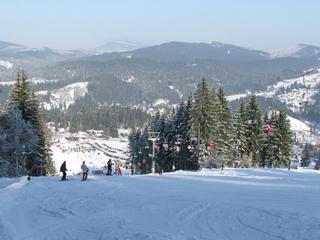 Skiareál Rališka - Horní Bečva