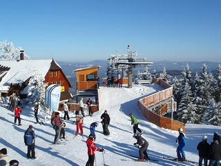 Skiareál Kohútka