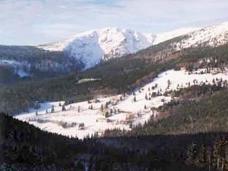 Skiareál Medvědín - Horní Mísečky