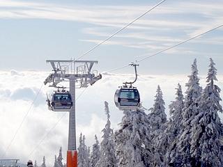 Skiareál Černá hora - Janské Lázně