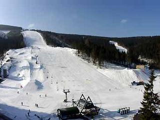 Skiareál Svatý Petr Špindlerův Mlýn