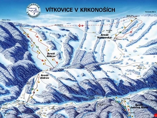 Skiareál Vítkovice