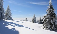 Ski areál - Aš
