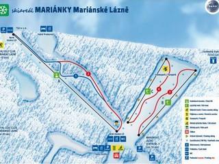 Skiarea Mariánské Lázně
