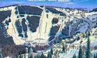 Skiareál Náprava - Nové Město u Jáchymova