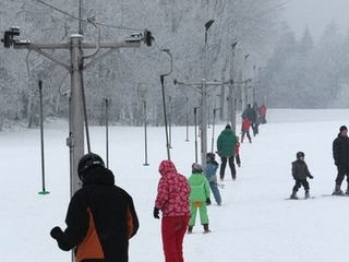 Ski areál Luž