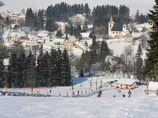 Lyžařský areál Nelle - Bartošovice v Orlickývh horách